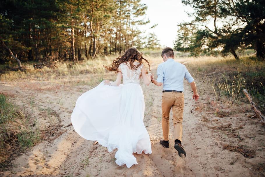 Mariage bohème: robe et déco, nos idées pour l'organiser