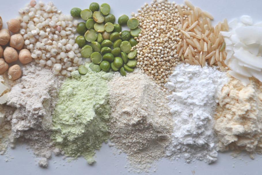 Farine sans gluten: laquelle choisir en fonction du plat?