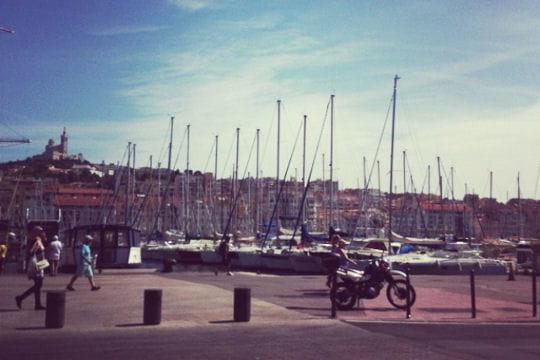 Au large du Vieux-Port