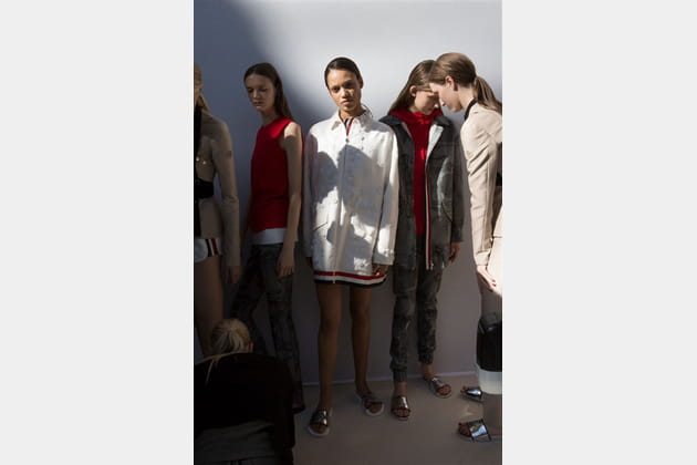 Moncler Gamme Rouge (Backstage) - photo 54