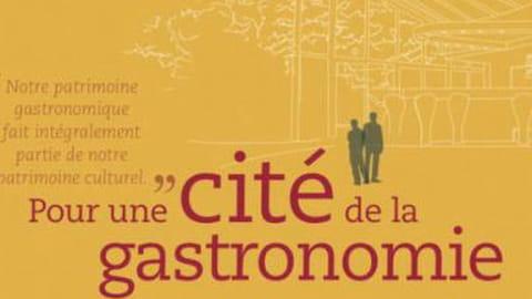 Cité de la gastronomie : résultat le 11 janvier 2013