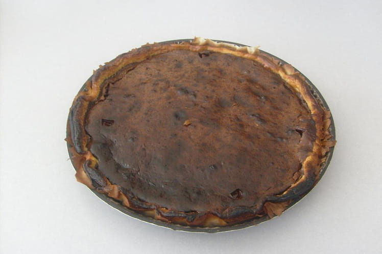 Tarte chocolat au Toblerone