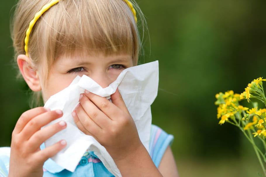 Allergies respiratoires : 8 enfants sur 10 font du sport