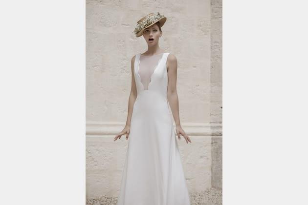 Robe de mariée Louve, Victoire Vermeulen