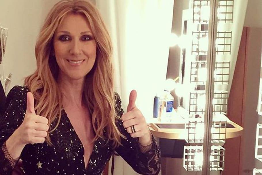 Et votre chanson préférée de Céline Dion est…