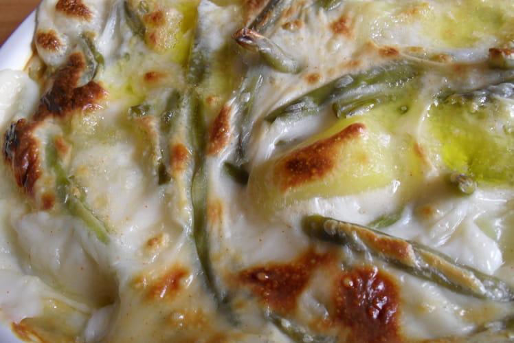 Gratin de légumes bretons