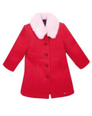 veste ann rouge
