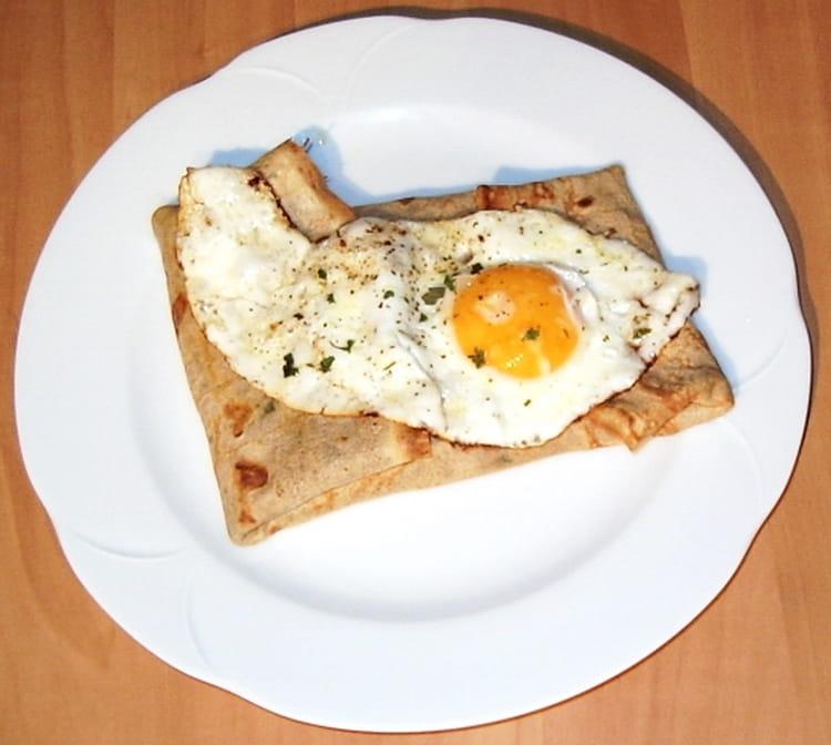 Galettes sarrasin au jambon uf et fromage - Galette sarrasin sans oeuf ...