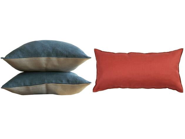 Des coussins colorés