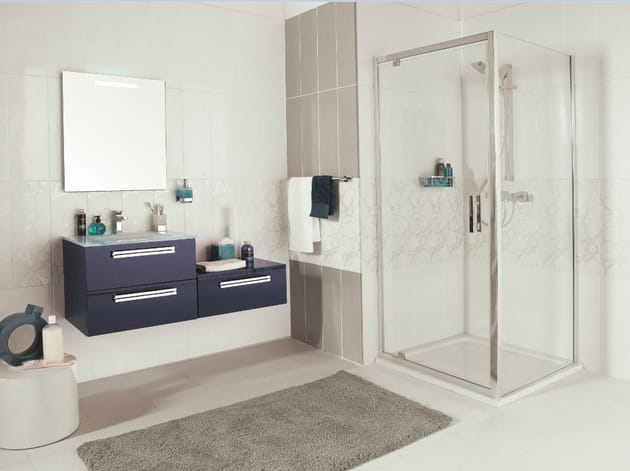 Meuble sous vasque seducta d 39 alterna - Meuble vasque salle de bain cedeo ...