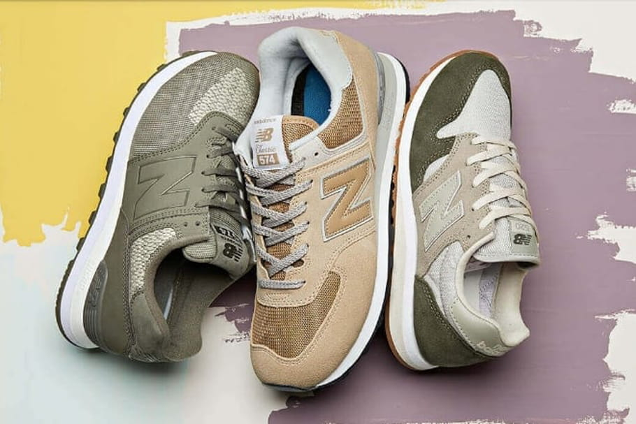 difference new balance homme et femme