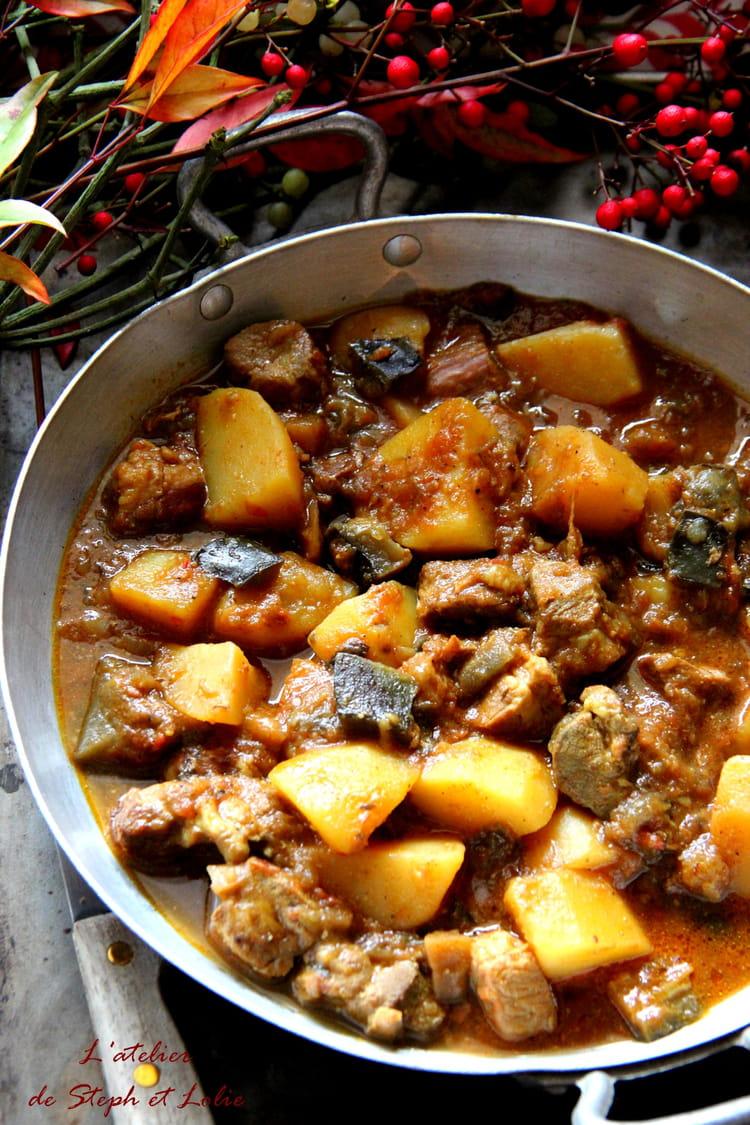 Recette de saut de porc aux saveurs orientales la - Cuisiner un saute de porc ...