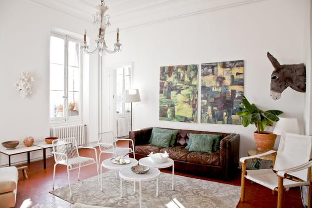 Un appartement stylé en perspectives