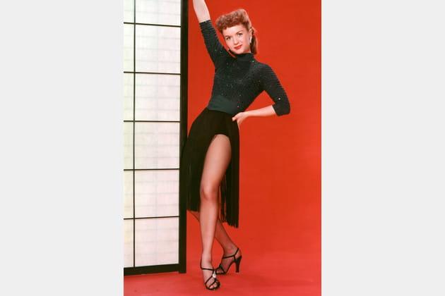 Debbie Reynolds, icône du glamour hollywoodien