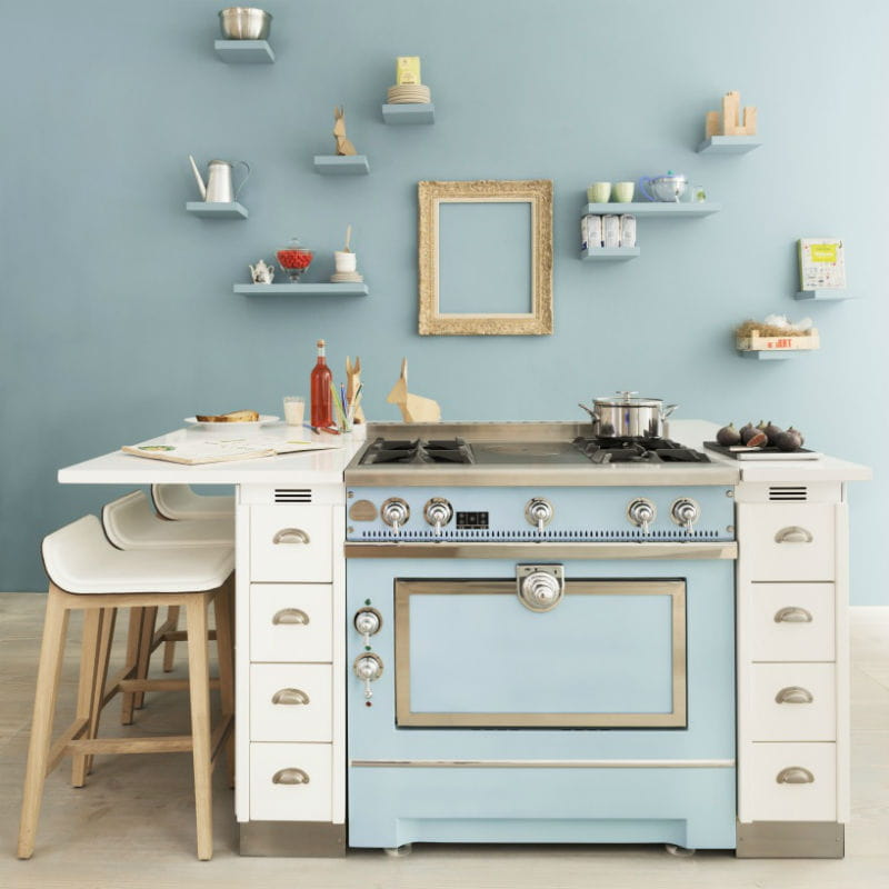 piano de cuisson grand maman de la cornue. Black Bedroom Furniture Sets. Home Design Ideas