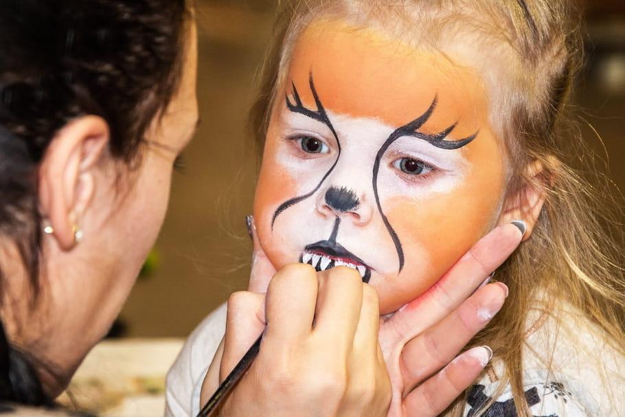 Comment maquiller et déguiser mon enfant pour Mardi gras?