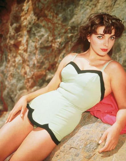 Joan Collins, sirène fashion