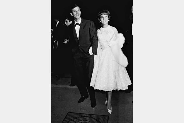 Jean-Paul Belmondo et Jeanne Moreau