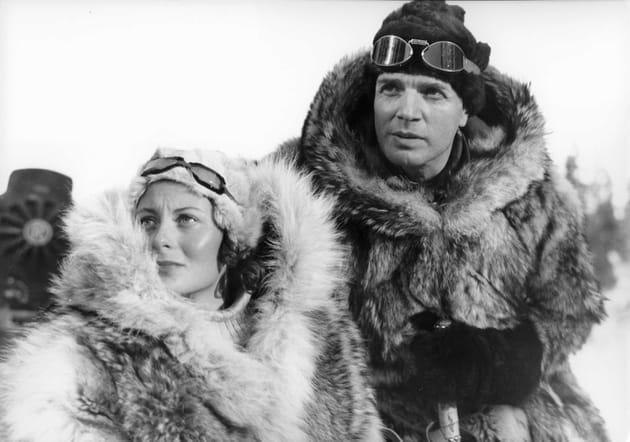 En fourrure dans le Grand-Nord, 1939