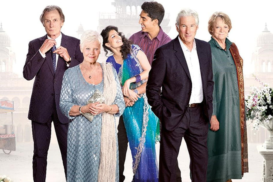 """Indian Palace, suite royale"" accueille Richard Gere !"