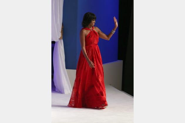 Michelle Obama le 21janvier 2013