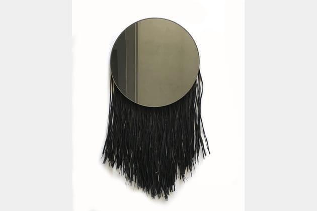 Miroir Tribu de Charlotte Juillard