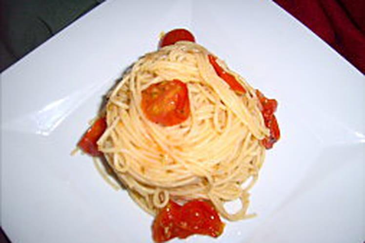Spaghetti à l'italienne