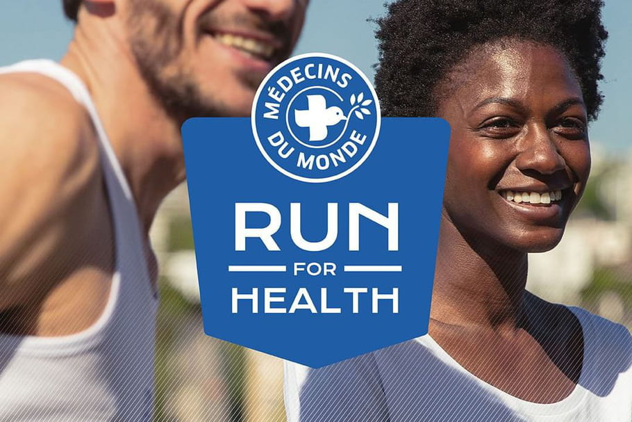 Run for Health : la première course caritative connectée