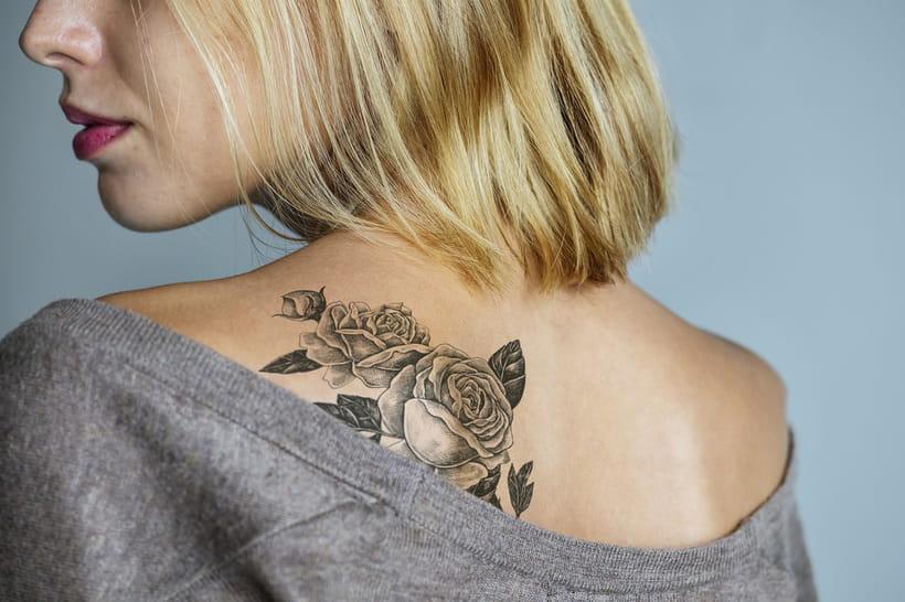 Tatouage Rose Signification Et Origines