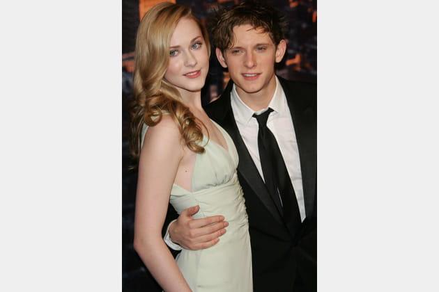 Evan Rachel Wood et Jamie Bell