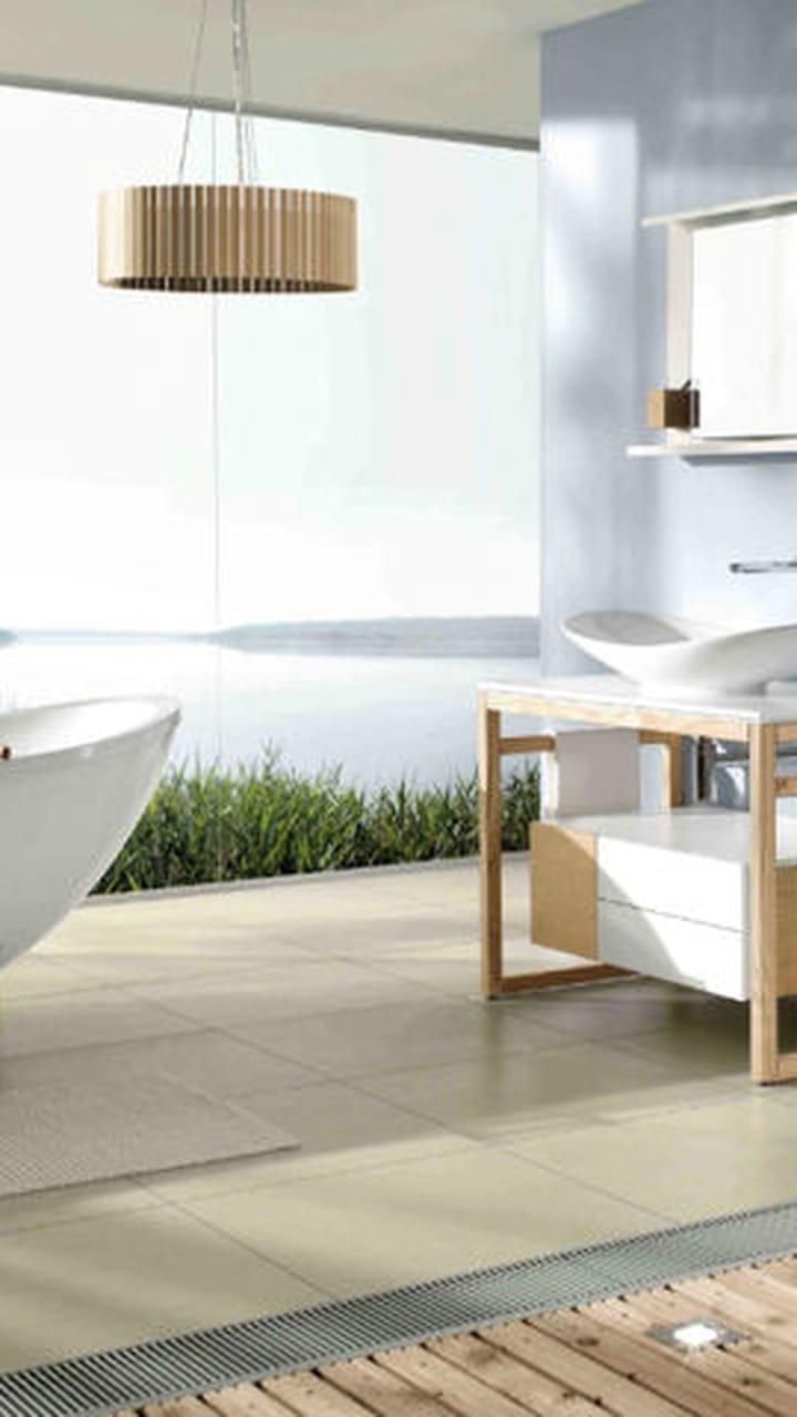 Porcelanosa Meuble De Salle De Bain un vent nouveau sur la salle de bains