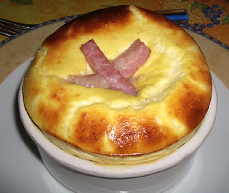 Recette de gratin de jambon au fromage blanc la recette for Entree froide sympa