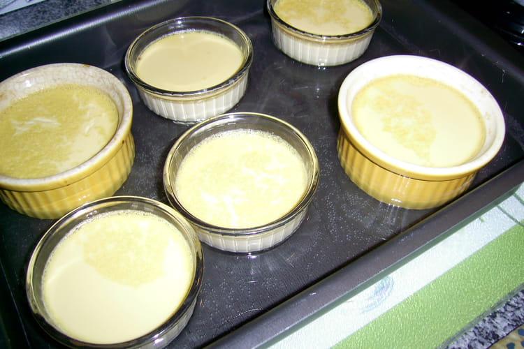 Crème au café légère