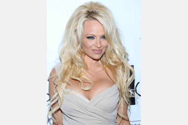 Pamela Anderson, mannequin