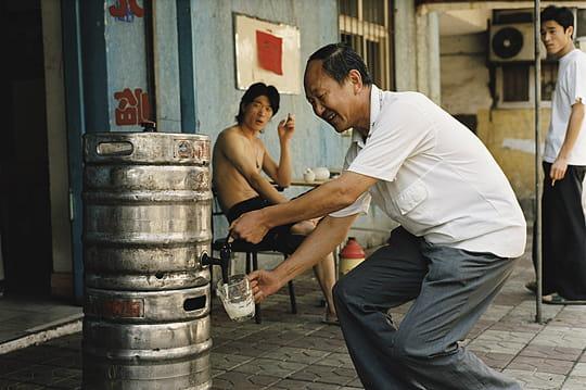 Bière chinoise
