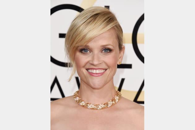 La mèche sur le côté de Reese Witherspoon