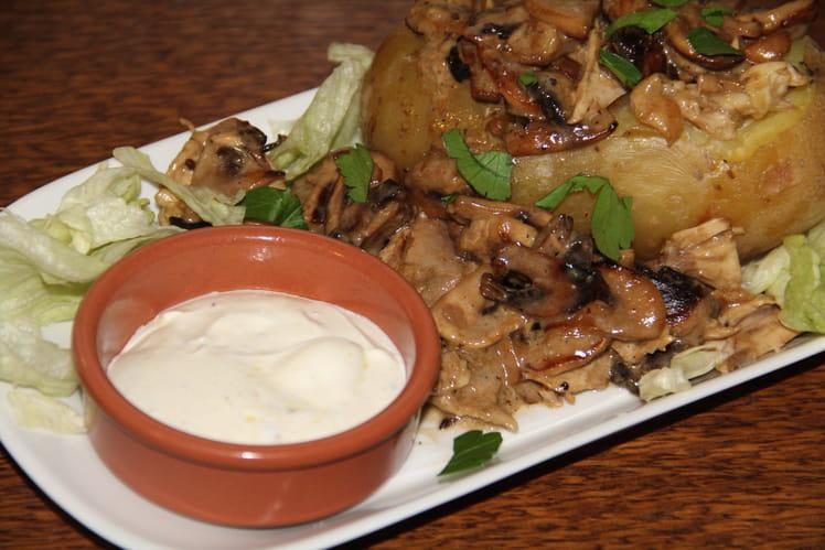 Pommes de terre au four à la campagnarde