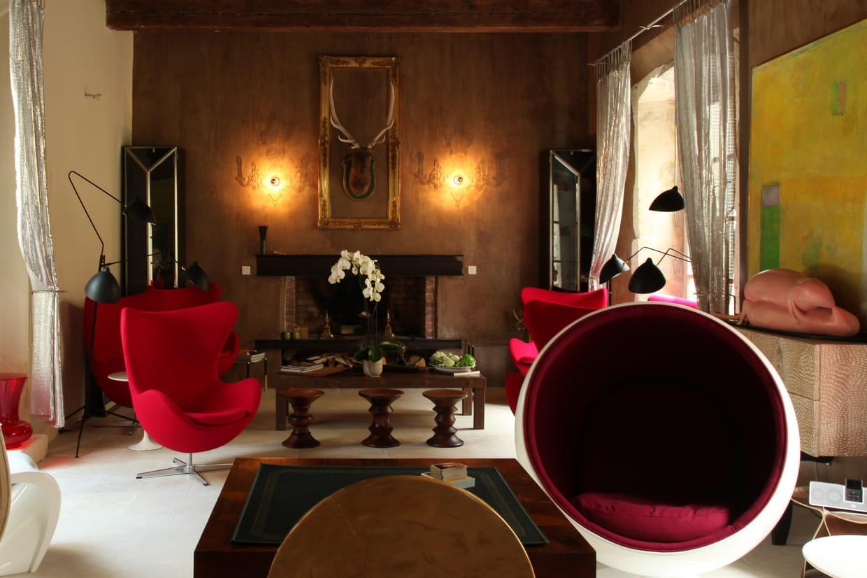 Un salon m dieval for Salon medieval