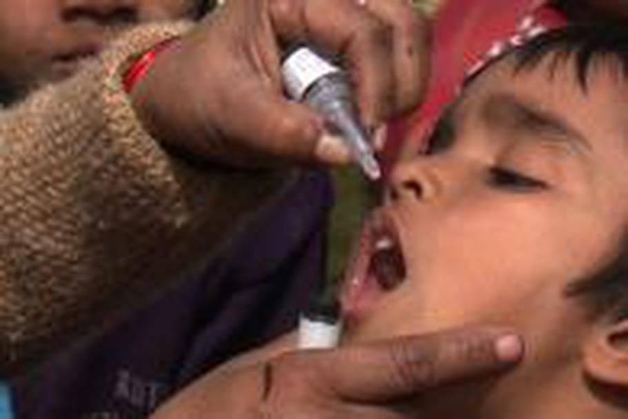 L'Inde sur le point d'éradiquer la poliomyélite