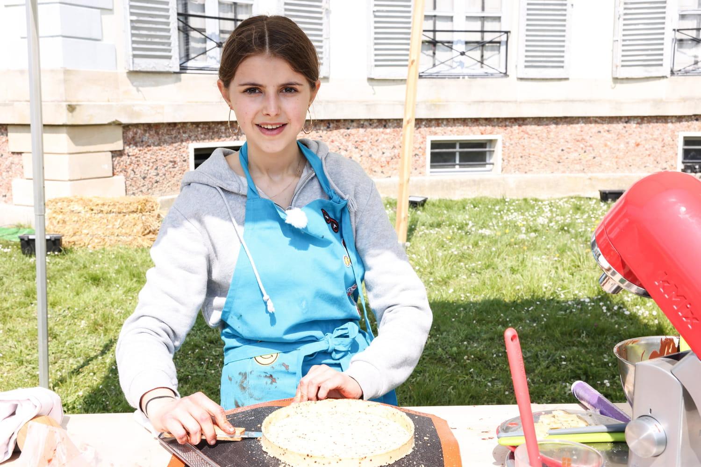 Maud, la benjamine du Meilleur Pâtissier
