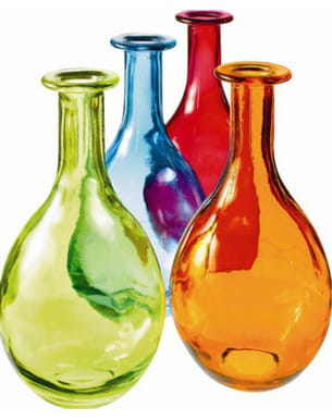 vase 'multicolor' de conforama