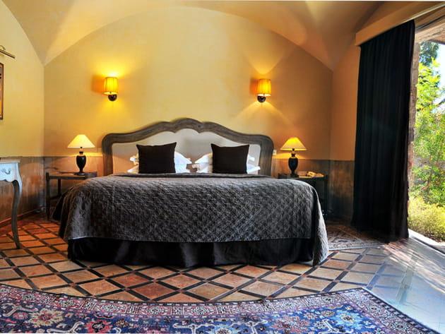 Chambre majestueuse de La Signoria
