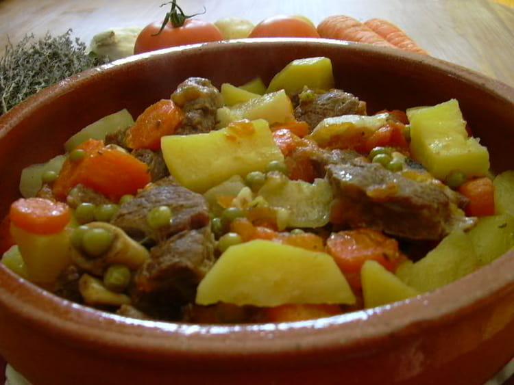 Navarin d 39 agneau la meilleure recette - Cuisiner du collier d agneau ...