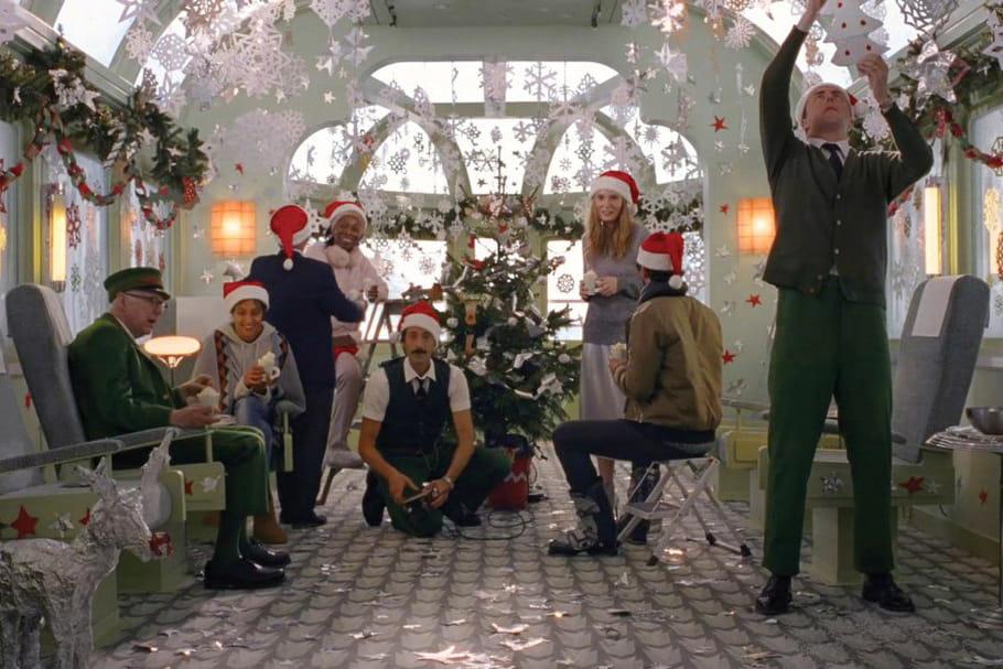 Wes Anderson et Adrien Brodyen invités de marque d'H&M pour Noël