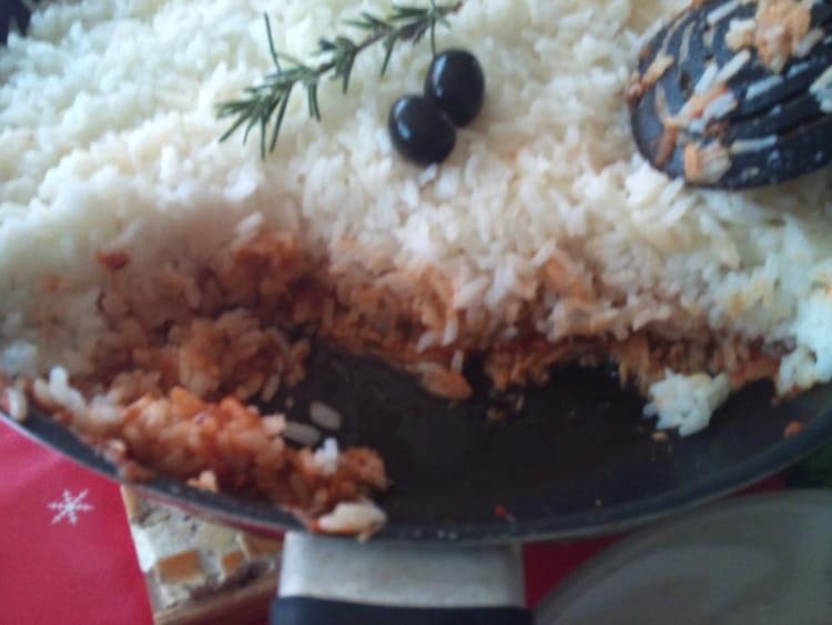 Recette de riz au thon la recette facile - Cuisiner du thon en boite ...