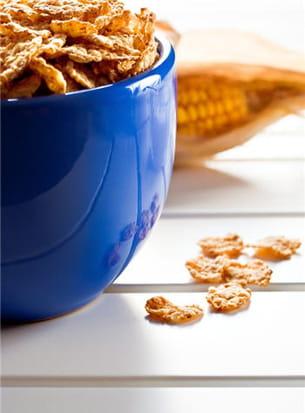 attention, les calculs ne comptent pas le lait ajouté aux céréales.