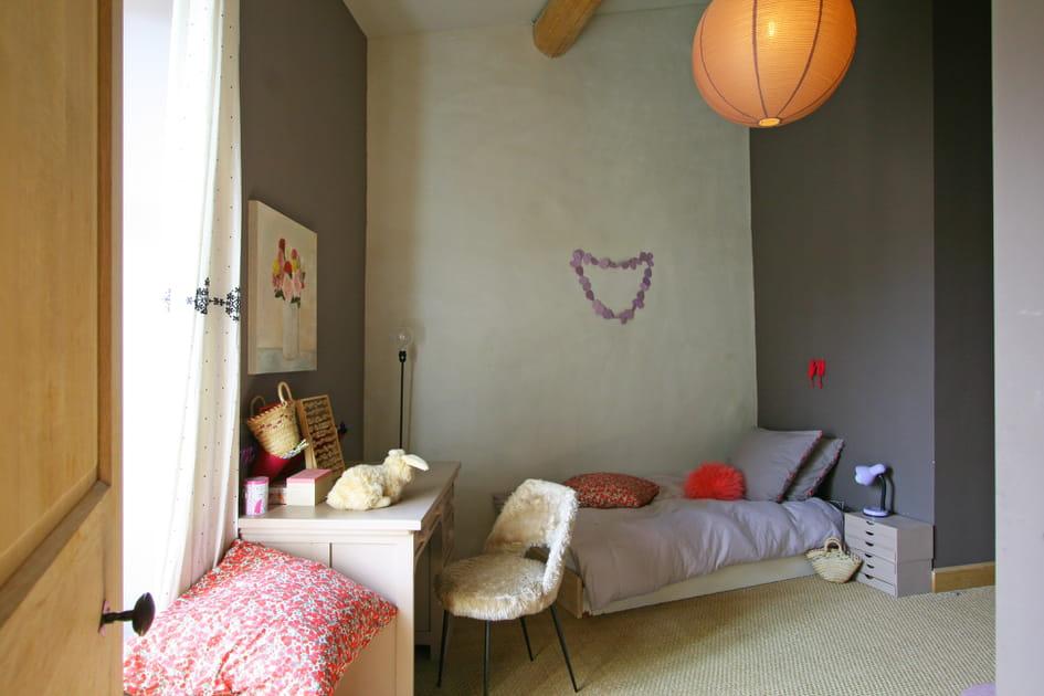 Une douce chambre d'enfant