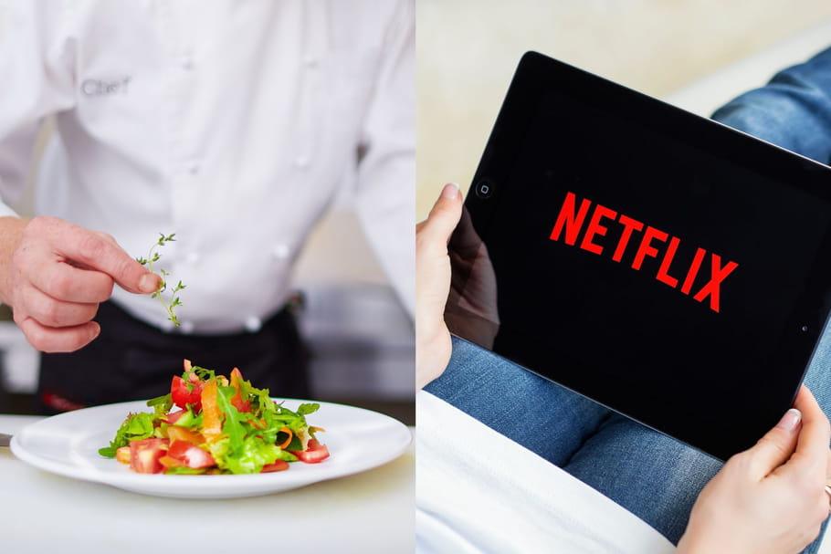 10séries et documentaires culinaires à voir sur Netflix