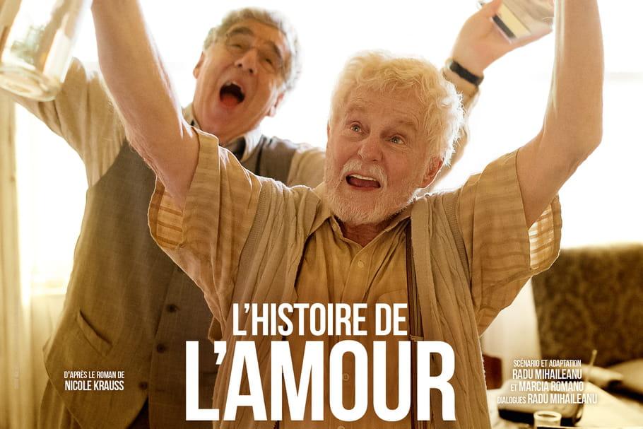 """""""L'Histoire de l'amour"""": faites connaissance avec Léo [TEASER]"""