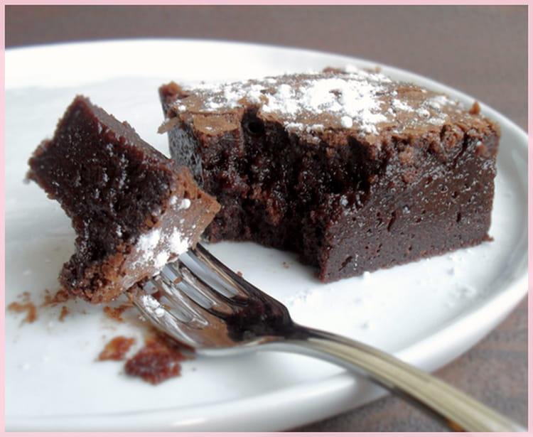 gâteau au chocolat : la recette de pierre hermé